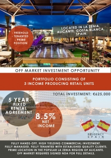 Off Market Investment Opportunity in La Zenia